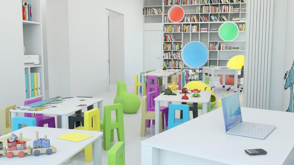 3D vizualizace interiéru 6